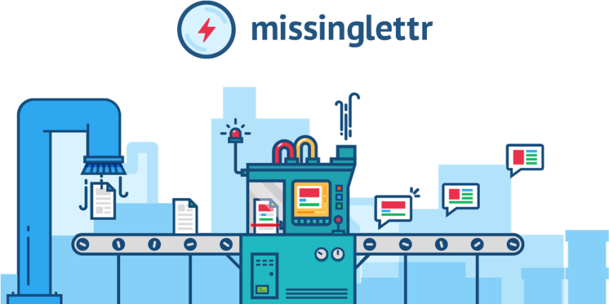 Missinglettr Grow your blog the right way Clever social campaigns and engagement tools for companies thatblog