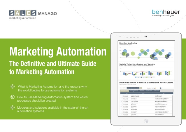 Salesmanago Grow your business with the best Marketing AutomationPlatform