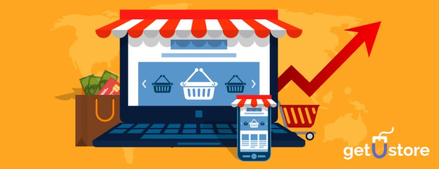 Create Hassle-free Ecommerce Store Website Online WithgetUstore